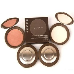 Wholesale becca makeup - Dropshipping New Arrival makeup Bronzers & Highlighters Becca Pressed Bronzers cosmetics Highlighters-Moonstone Opal Rose Gold Champagne