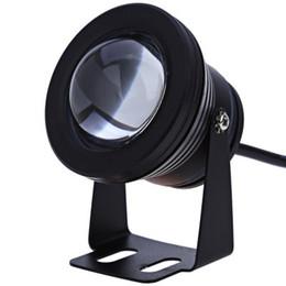 Wholesale Aquarium Led Controller - DC 12V 10W RGB LED Aquarium Spot Light Underwater Lights with Remote Controller