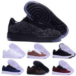 Massaggiare le scarpe delle donne online-With Box 2018 one af1 vendita calda a buon mercato di alta qualità uno uomini donne scarpe da corsa unisex massaggio scarpe per il tempo libero scarpe da skateboard