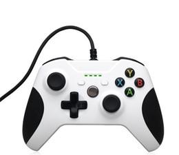 Deutschland Heißer Verkaufs-USB-verdrahteter Prüfer für Xbox ein S-Videospiel Mando für Microsoft Xbox eine dünne Steuerung Jogo Windows PC Gamepad supplier microsoft wire Versorgung