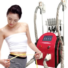Wholesale Slim Face Machine - lipolaser body slimming machine fat freezing machine for face lift cavitation skin tightening 5 IN 1 slimmning machine