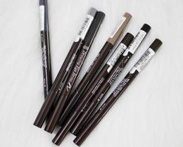 Deutschland Korea Etude House Wasserdichte Augenbrauenstifte Dunkelbraun Schwarz Double-End Augen Make-up Augenbrauenstift Mit Pinsel Kosmetik 7 Farben Versorgung