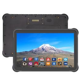 Date 10.1inch NFC tablette durcie avec 3 GB + 32 GB RAM / ROM android 7.0 OS 1920 * 1200 résolution tactile écran tablette industrielle ? partir de fabricateur