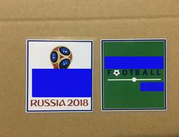2018 Russie Patch Pour Final Game Team Allemagne Espagne Argentine Portugal Jeu Souvenirs Soccer Patch ? partir de fabricateur