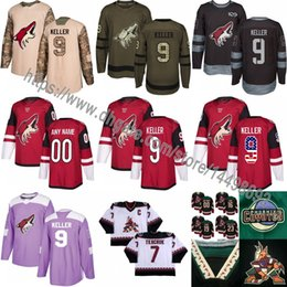 Wholesale Roenick Jersey - Mens Womens Kids Arizona Coyotes Customized 19 Shane Doan 23 Oliver Ekman-Larsson 99 Wayne Gretzky 7 KEITH TKACHUK 97 Jeremy Roenick Jerseys