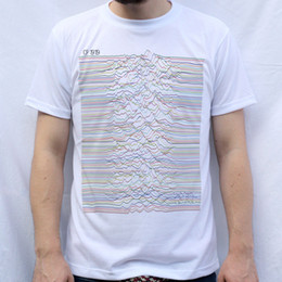 Magliette di gioia online-Joy Division Unknown Pleasures CP 1919 Design T Shirt