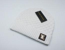 Sombreros para las mujeres Hombres Diseñador de la marca Moda Gorros Skullies Chapeu Gorras Algodón Gorros Toucas De Inverno Macka desde fabricantes