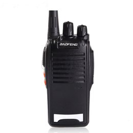 radio comunicador Promo Codes - 10PCS Baofeng BF-777S Portable Two Way Radio Pofung BF 777S Ham Radio UHF 400-470MHz Walkie-Talkie Comunicador Amador Station