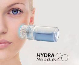 goldfabrik steckdose Rabatt Factory Outlets Hydra Needle 20 Aqua Mikrokanal Mesotherapie Goldnadel Fine Touch System derma Stempel CE