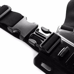 Arnés de cámara ajustable para deportes Correa de pecho para Go pro hero 5 4 3 Series SJCAM SJ4000 SJ5000 Correa para el cinturón de montaje de accesorios GoPro desde fabricantes