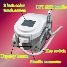 Wholesale Hair Removal Technology - High Technology OPT IPL SHR Hair Removal Machine RF Skin Rejuvenation Care Acne Treatment Equipment CE Approval
