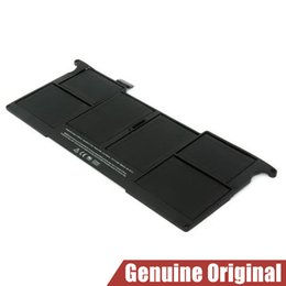"Wholesale macbook battery mah - 100% Original Genuine Laptop Battery A1406 Batteries For APPLE MacBook Air A1370 2011 11.6"" MC965 MC506 MC968 MC969 BH302 LL A"