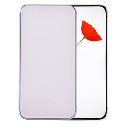 2g стекло Скидка Разблокирован 2G GSM Goophone i8 4.7 inch IPS 960*540 qHD Android 7.0 Quad Core MTK6580 512MB 4GB GPS WiFi металлический корпус 2.5 D стекло назад смартфон