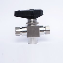 Wholesale Stainless Steel Ball Valves - Stainless steel trunion ball valve