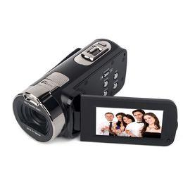 Wholesale Digital Video Camera Flash - 201 NEW Product FHD 1080P digital video camera DV 2.7 inches TFT-LCD