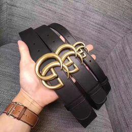 2018 Nuova cintura grandi fibbie cinture designer cinghie cintura di lusso di alta qualità cinture per uomo donna cintura in pelle spedizione gratuita da