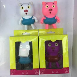 Wholesale Outdoor Home Speakers - New listing twist pig Bluetooth Bluetooth Cute Bluetooth speaker portable wireless speaker subwoofer