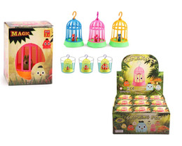 Wholesale Magic Grow - Easter Magical Gift Magic Growing Pet Inflated Bird Cage Will Expand In The Water Novelty Children Simulation Toy 7 5yc W