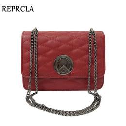 6ee5f852bb8c REPRCLA 2018 Chain Strap Crossbody Bags for Women Luxury Handbag Brand Shoulder  Bag Fashion Leather Women s Messenger Bags Purse