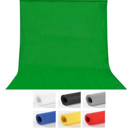 Canada 1.6X3m fotografia studio de photographie Vert Écran Chroma clé Fond Toile de Fond pour Studio Photo éclairage non tissé 7 couleurs Offre