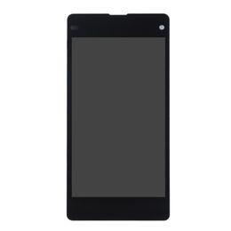 Для SONY Xperia Z1 Компактный ЖК-Дисплей Сенсорный Экран Digitizer Ассамблеи Замена M51w D5503 Для SONY Z1 Mini LCD от