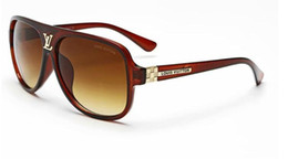 2019 gafas de sol de forma redonda al por mayor 2018 gafas de sol de diseñador para hombre, para mujeres, con marcos de metal Gafas de sol de lujo retro Tumbas Espejo Gafas de marca Gafas de sol de alta calidad WW