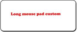 Mouse de ponta on-line-Grande personalizado mouse pad barato mousepads longo gaming mouse pad padmouse gamer High-end grandes almofadas personalizadas teclado