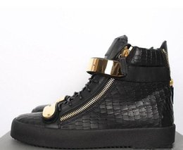 Wholesale thick soled shoes for women - 6 styles Mixed color leather Mid-top sneakers High quality formal mens shoes italian luxury brand Thick soles, non-slip footwear for women