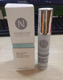 Wholesale Good Female - Nerium Age Eye Serum 0.3 oz 2018 New Hot Skin Care High Quality Eye Care 0.3oz good Selling via DHL Free Shipping