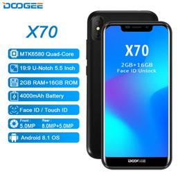 Оригинальный смартфон Doogee X70 5.5