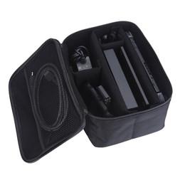 Trage taschen griffe online-Portable Game Bags Spiel Aufbewahrungskoffer Schutzgriff Carry Case Cover Zipper Schutzhülle für Switch