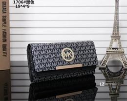 Deutschland 2018 Heißer Verkauf Hochwertige Mode Leder Frauen Männer Brieftasche Kartenhalter Handtaschen Lange Geldbörse # 06 Versorgung