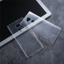 Wholesale Xperia Cell Phone Cases - For Sony Xperia XA2 XA2 Ultra L2 Samsung Iphone Crystal Clear Transparent Soft Ultra Thin Slim Fit TPU Gel Cell Phone Cases Covers