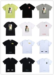 Wholesale Boxing Tshirt - Box logo Hip Hop Nasty Nas PHOTO Tee Skateboard Cool Rapper T-shirt Men Women Cotton Casual TShirt