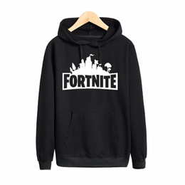 Wholesale Games Male - Pkorli Hoodies Men Fortnite Youth Common Hoody Casual Long Sleeve Playstation Game Sweatshirt Male Pullover Tops