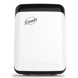 Wholesale Car Refrigerators - KEMIN Car Mini Refrigerator Mini Fridge Refrigeration Heating For Household And Car Use Portable freezer 12V 220V