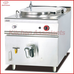 Wholesale Machining Manufacturers - GH981 commercial gas soup kettle Stainless Steel Machine Chinese Combination Oven Manufacturer