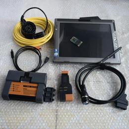 Analyseur de fenêtres en Ligne-Tablette PC LE1700 LE1700 ICOM A2 + B + C pour BMW ICOM A2 ordinateur portable pour BMW Auto Diagnostic Programmation en mode scanner ingénieurs Windows 7
