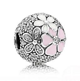 2019 deslizador pulsera de cuentas espaciadoras 2017 Nuevo 925 Plata Esterlina Poética Bs Clip Beads Fit Original Charm Bracelet Necklace Moda Joyería de Las Mujeres