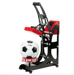 Прессы для печати онлайн-Ручной сразу принтер жары Логоса шарика машины шарика давления полуавтоматный изготовленный на заказ