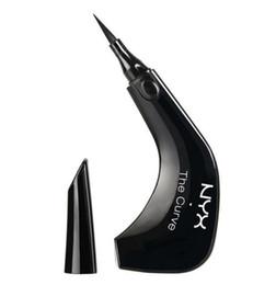 STOCK NYX The Curve Eyeliner Crayon Eyeliner Liquide Doublure Feutre Imperméable Professionnel Forme ergonomique innovante 0.4ml ? partir de fabricateur