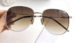 Wholesale mens glasses trends - AAA High quality Luxury Fashion Sunglasses Women Beach outdoor 2018 Trend Female Metal Driving Sun Glasses Lady Style mens UV400 Eyeglasses
