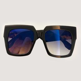 2fb89602b5e 2019 High Quality Square Sunglasses For Women Fashion Acetate Frame Brand  Designer sunglasses Women UV400 Female Sun Glasses