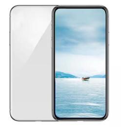 2019 smartphone dhl schifffahrt android Grün Tag Sealed Goophone 11 Pro Max 1 GB 16 GB Quad-Core-13MP 3G Android 7.0 Phone 6.5 Zoll Dual-SIM-Karte MTK6580 3G-Handys