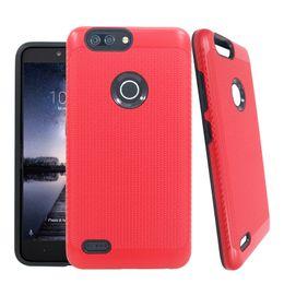 Прочный чехол для сотового телефона онлайн-Для Samsung J8 J3 J7 2018 LG K10 2018 Stylo 4 Motorola E5 Plus Tpu Pc прочный гибридный защитник противоударный сотовый телефон случае