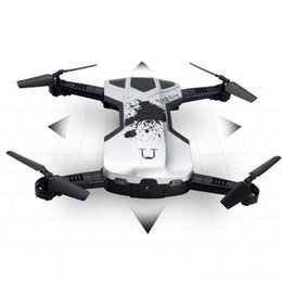 2.4G Mini RC Fold Drone 6CH 6-Axis Gyro 2M HD Camera 720P APP Control Gravity Sensor RC Quadcopter RTF Remote Control Helicopter Coupons