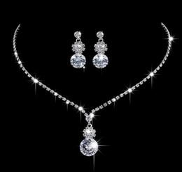 machen swarovski ohrringe Rabatt Neue Art Sun-Blume Intarsien Österreich Kristall Hochzeit Halskette Ohrring-zwei Stücke mit Swarovski-Kristall Glitzernde Brautschmuck gemacht