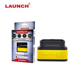 Wholesale Launch Auto Diagnostic Tools - Launch X431 Easydiag 2.0 For Android iOS 2 in 1 Auto Diagnostic-tool Launch EasyDiag Update by LAUNCH Website EOBD OBD Scanner