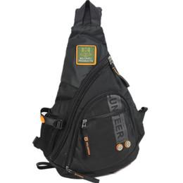 High Quality Waterproof Nylon Men Single Shoulder Cross Body Bag Travel  Sling Rucksack Chest Back Pack Messenger Bags 7b5ec50991341