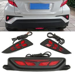 Qirun led hinten bumper licht blinker nebel lampe bremse fahren licht reverse für Hyundai i20